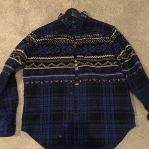 Polo Wool Shirt